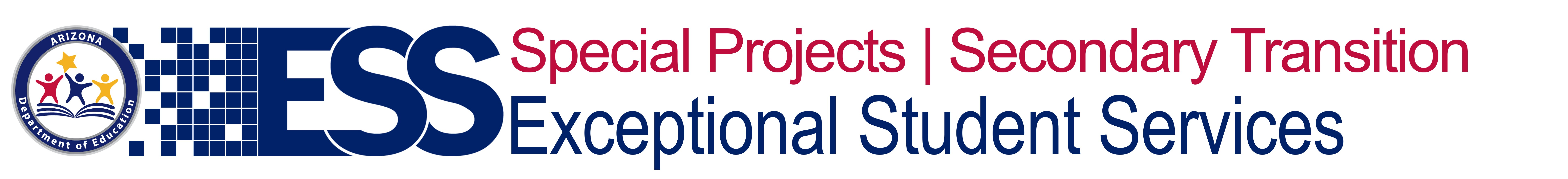 Arizona Department of Education, Exceptional Student Services. Special Projects, Secondary Transition Logo