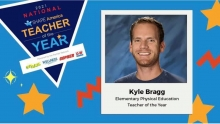 Elementary PE Teacher of the Year 2021